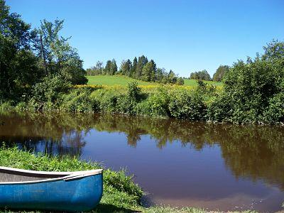 Camping de la Rivière Nicolet