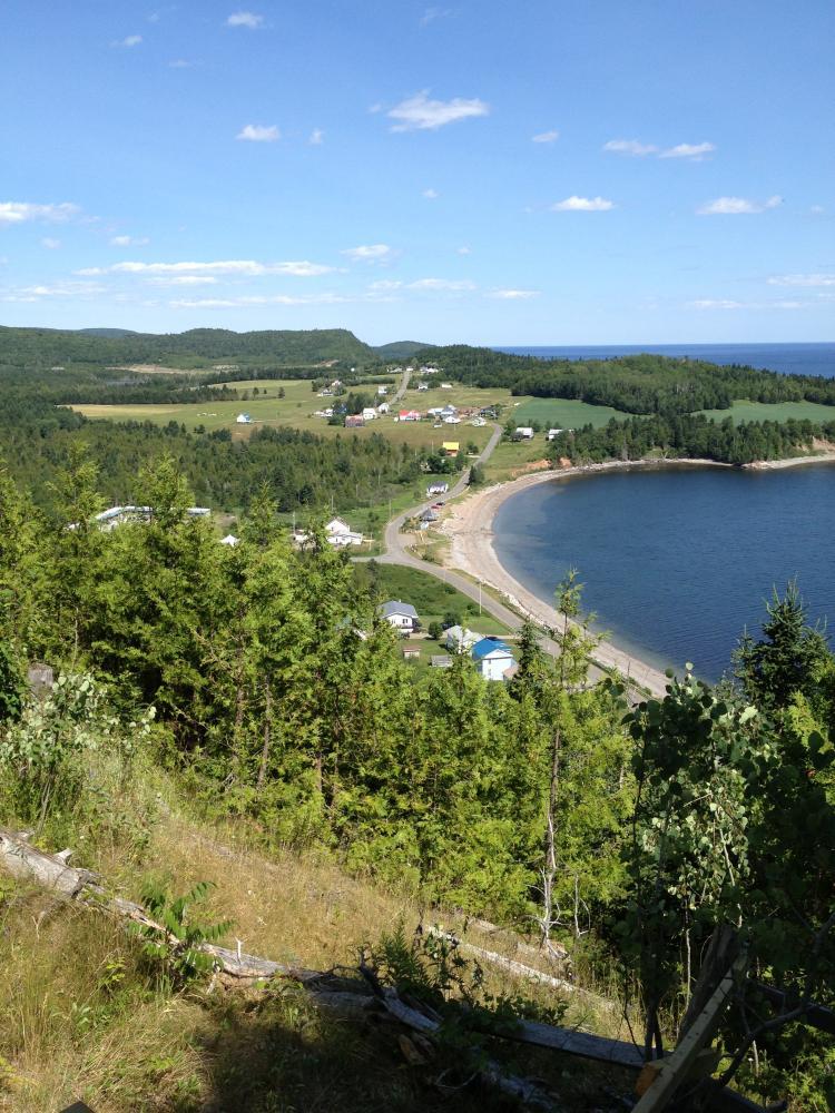 Canada – Un voyage de Québec vers la Gaspésie a travers les paroisses au 19 eme siècle 34836