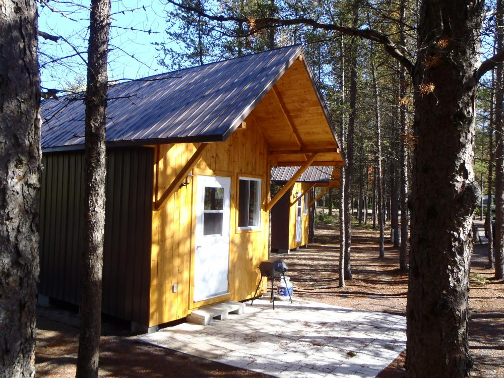 Camping Larochelle