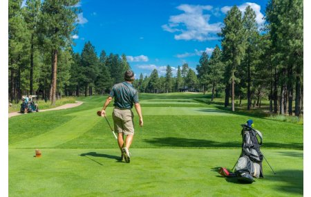 Forfait Golf 2 adultes