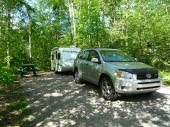 Camping 3 services