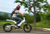 (Bicyclettes �lectriques) Journ�e compl�te (6 hrs)