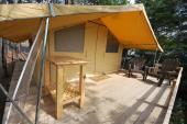 Tente Hékipia prêt-à-camper