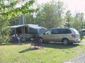 Camping site 2 services
