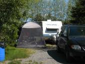 Camping 3 services 30 ampères