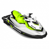 (2 hrs - 4 hrs) - Sea-Doo GTI 900 ACE