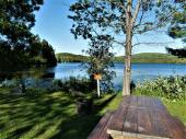 Sites sans services- Bord de lac