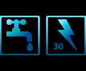 2 Services 30 amp